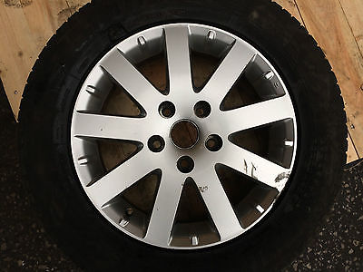 Chrysler Voyager Town Amp Country Genuine 17 9 Spoke Alloy